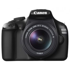 CANON 1100D EOS 18-55 DC III Kit Black