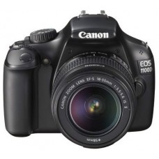 CANON 1100D EOS 18-55 IS II Kit Black