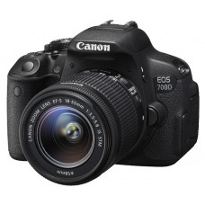 CANON 700D EOS 18-55 IS STM