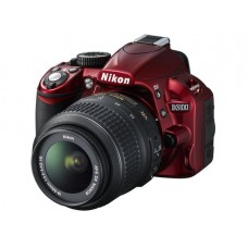 Nikon D3100 Kit 18-55 VR Red (VBA281K001)